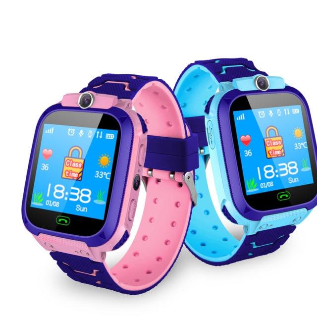 Kid's Waterproof Anti-lost Smart Watch